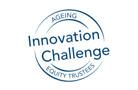 Ageing Innovation Challenge logo small